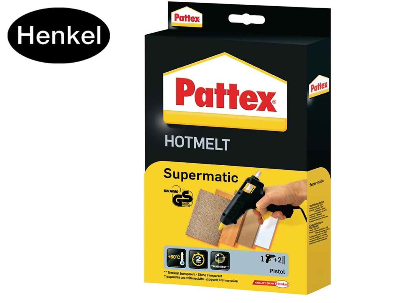 Heet lijmpistool Supermatic | DKMTools - DKM Tools