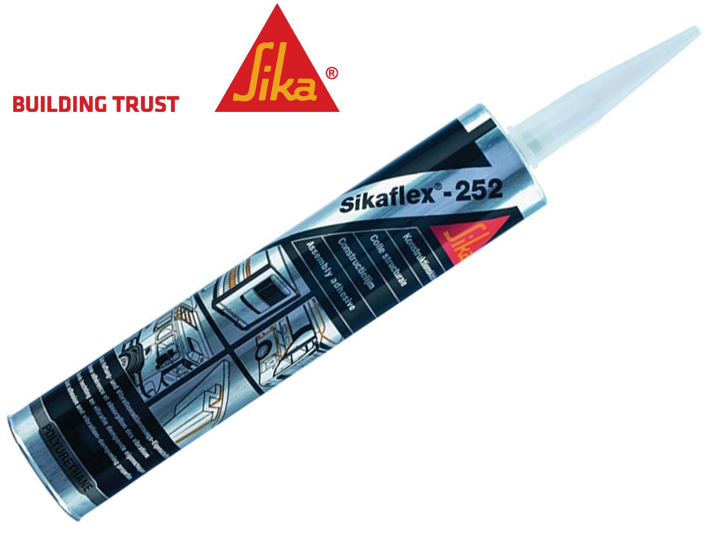 Bouwlijm Sikaflex 252 | DKMTools - DKM Tools