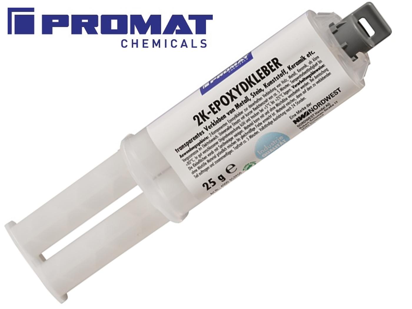 2K epoxylijm kleurloos dubbele spuit | DKMTools - DKM Tools