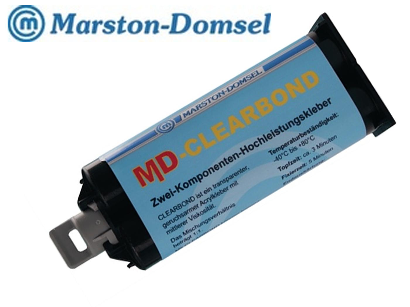 Hoogwaardige lijm 50g Clearbond | DKMTools - DKM Tools