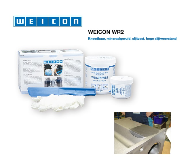 WEICON WR2 Kneedbare Epoxyhars   DKMTools - DKM Tools