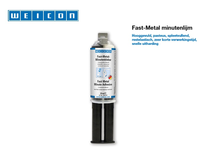 Fast-Metal minutenlijm | DKMTools - DKM Tools