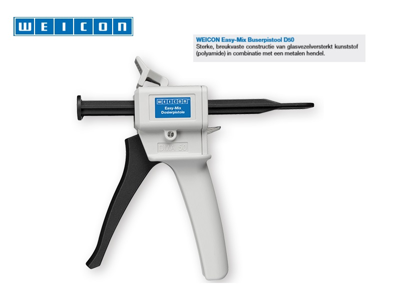 WEICON Easy-Mix Buserpistool D50 | DKMTools - DKM Tools
