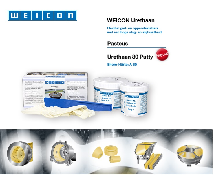 Urethaan 80 Putty | DKMTools - DKM Tools