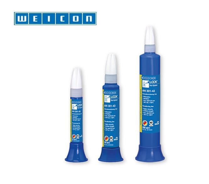 Weicon AN 301-43 Schroefdraadborging | DKMTools - DKM Tools