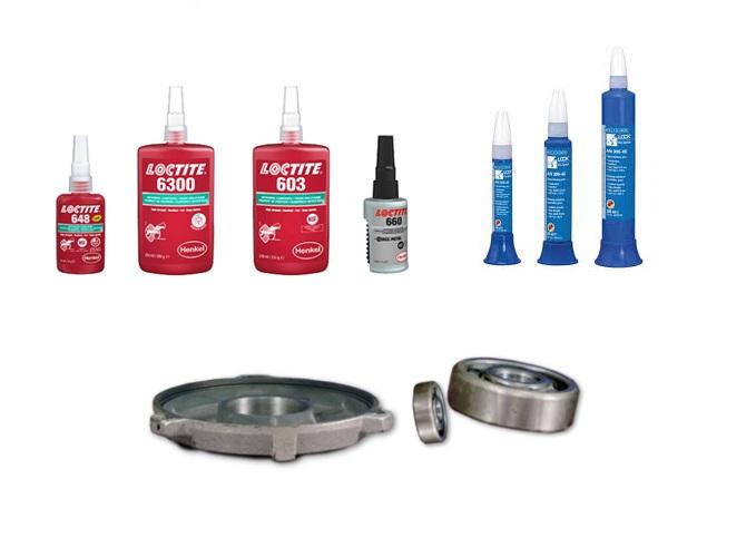 As- bus- en lagerbevestigers | DKMTools - DKM Tools