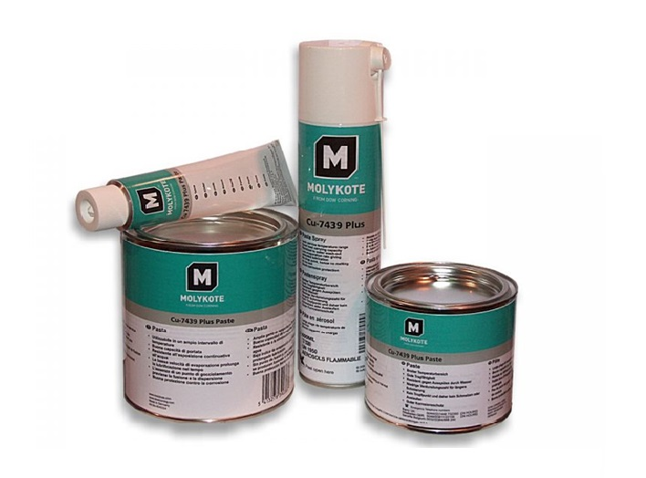 Molykote Cu 7439 plus   DKMTools - DKM Tools