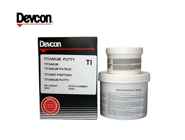 DEVCON TITANIUM kneedbaar titanium   DKMTools - DKM Tools
