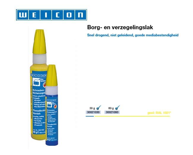 Borg- en verzegelingslak RAL 1021   DKMTools - DKM Tools