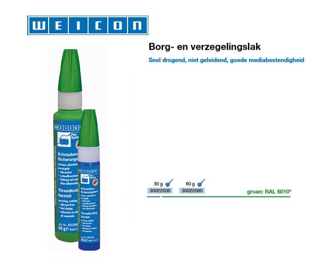 Borg- en verzegelingslak RAL 6010   DKMTools - DKM Tools