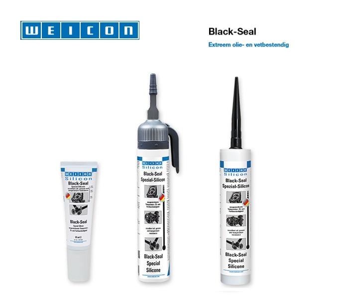 Black-Seal Extreem olie- en vetbestendig | DKMTools - DKM Tools