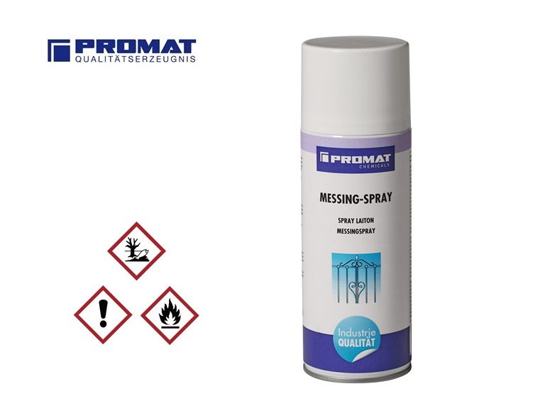 Messing-Spray Promat | DKMTools - DKM Tools