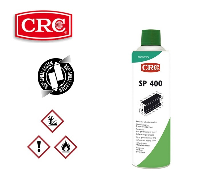 CRC SP 400 Anti-corrosie wax   DKMTools - DKM Tools