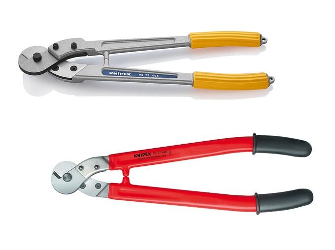 Staaldraad- en kabelscharen | DKMTools - DKM Tools