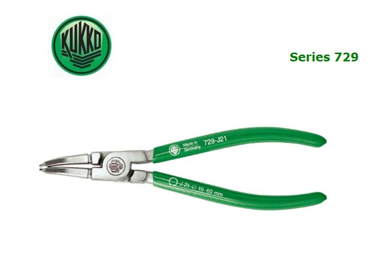 Segerringtangen voor inwendige ringen, gebogen | DKMTools - DKM Tools