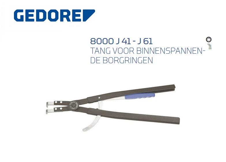 GEDORE Borgveertang voor binnenringen gebogen | DKMTools - DKM Tools