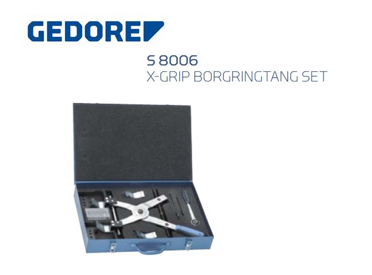 X-GRIP borgringtang set | DKMTools - DKM Tools