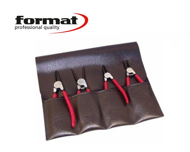 FORMAT Borgveertangen-set 4 delig | DKMTools - DKM Tools