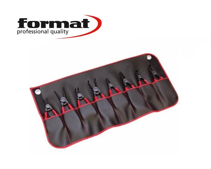 FORMAT Borgveertangen-set 8 delig | DKMTools - DKM Tools