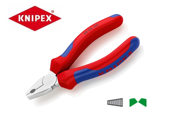 Knipex Mini-combinatietang 08 05 | DKMTools - DKM Tools