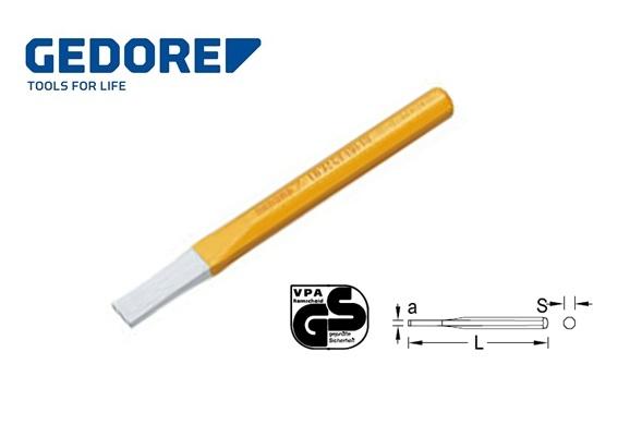 Gedore 128.Breekbeitel 8 kantig | DKMTools - DKM Tools