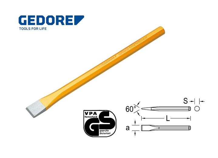 Gedore 110.Metselaarsbeitel 8 kantig | DKMTools - DKM Tools
