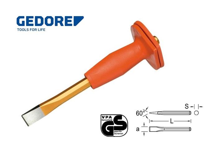 Gedore 110 HS.Metselaarsbeitel 8 kantig | DKMTools - DKM Tools