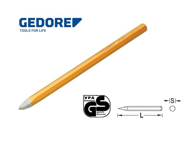 Gedore 111.Puntbeitel 8 kantig | DKMTools - DKM Tools