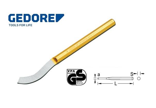 Gedore 128.Groefbeitel | DKMTools - DKM Tools