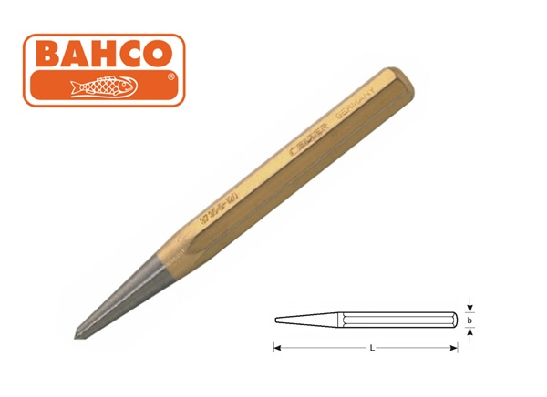 Bahco 3735.Centerpunten DIN 7250 | DKMTools - DKM Tools