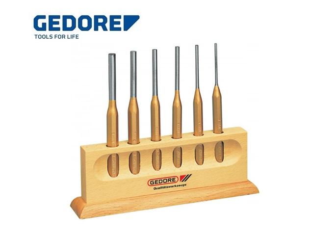 Gedore 116.Pendrijverset 6 dlg houten standaard | DKMTools - DKM Tools