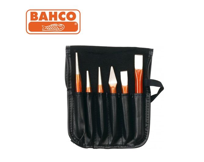 Bahco 3654R.Beitels doorslagen set | DKMTools - DKM Tools
