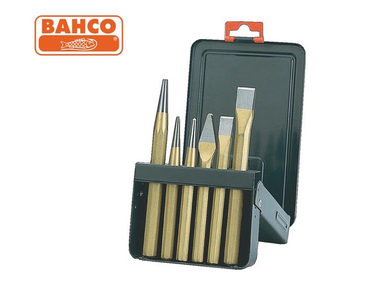 Bahco 3736S.Beitels doorslagen set | DKMTools - DKM Tools