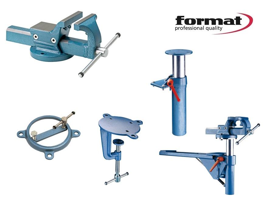 FORMAT Parallelbankschroef 52-58 HRC | DKMTools - DKM Tools