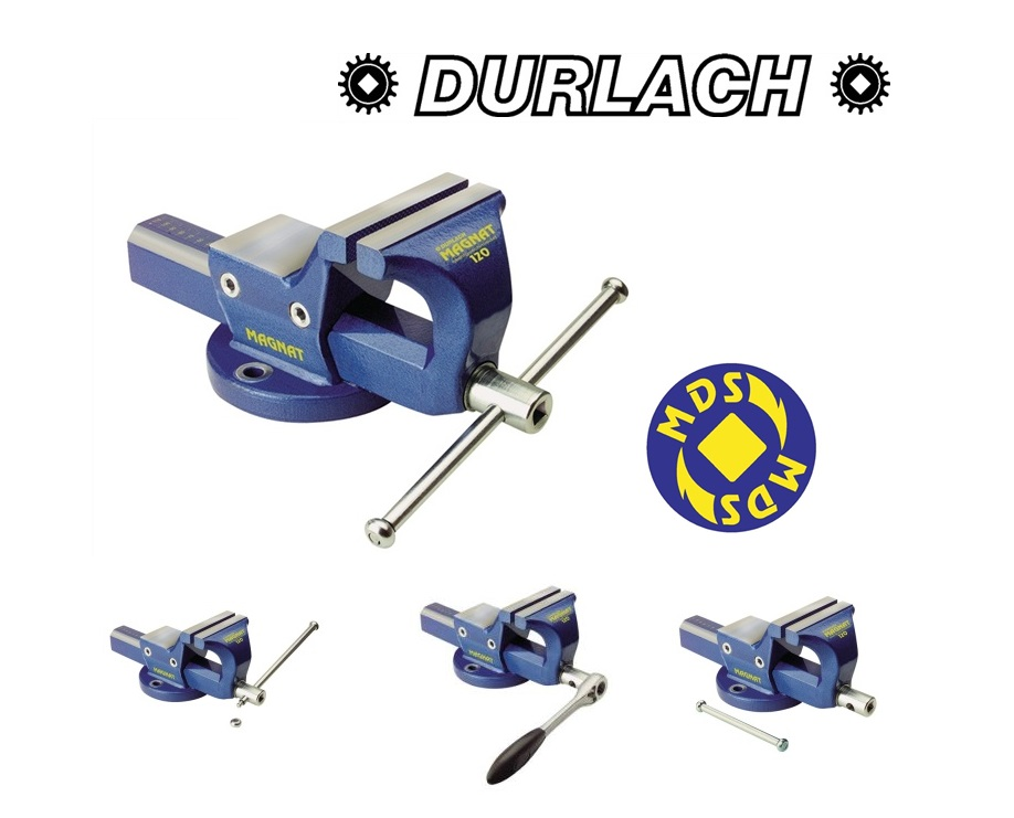 Bankschroef Magnat | DKMTools - DKM Tools