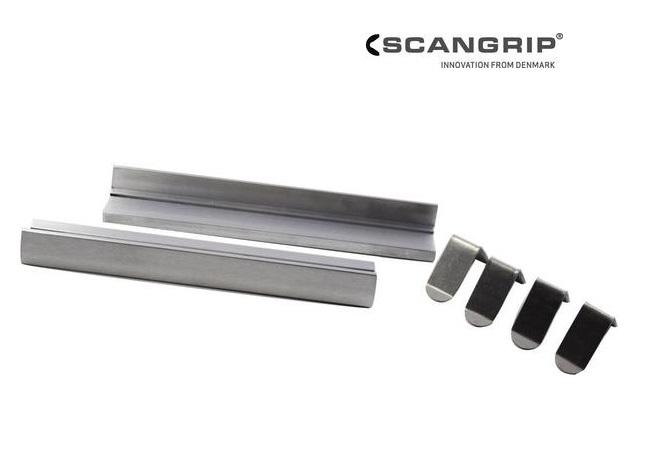 Aluminium Beschermbekken met klemveer Type GF | DKMTools - DKM Tools