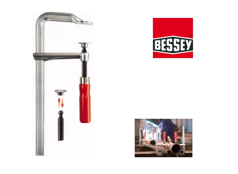 Bessey GZ Lijmtang geheel staal   DKMTools - DKM Tools