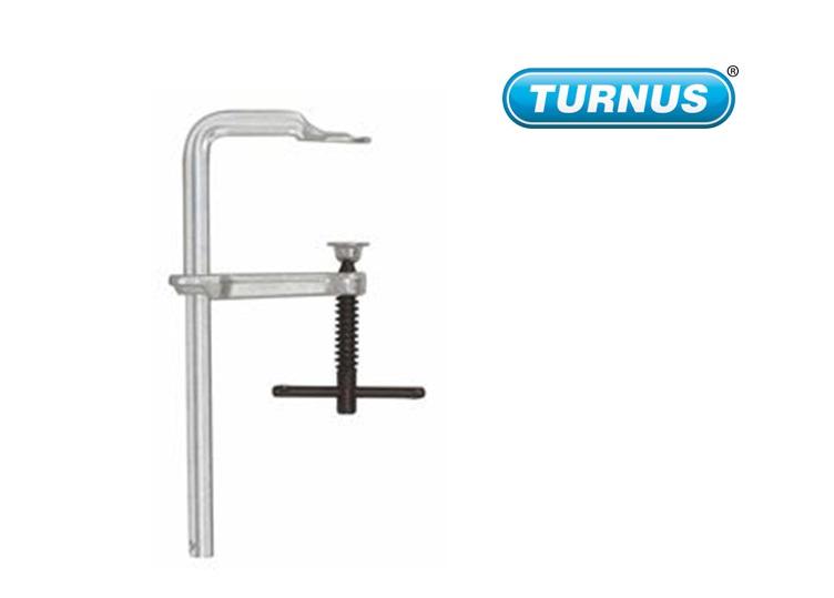 Lijmklem VIRIDIS geheel staal met T-greep   DKMTools - DKM Tools