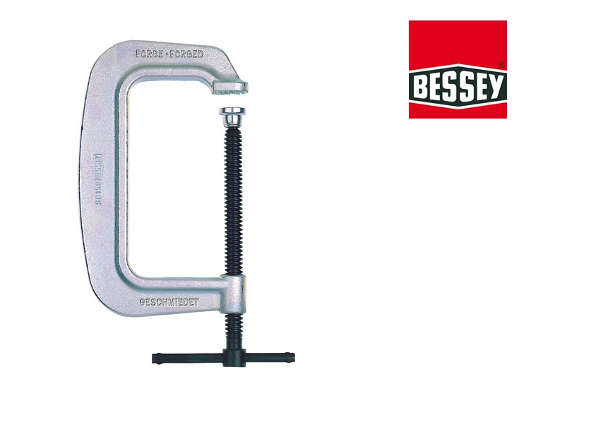 Bessey SC Stalen C-klem   DKMTools - DKM Tools