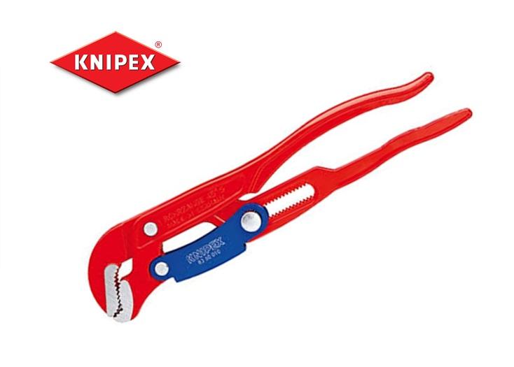 Knipex Pijptang S vormig met snelverstelling | DKMTools - DKM Tools