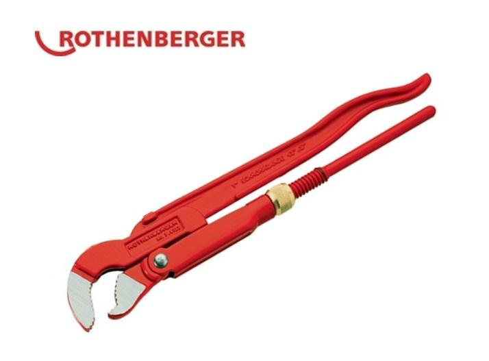 Pijptang S vormig Rothenberger | DKMTools - DKM Tools