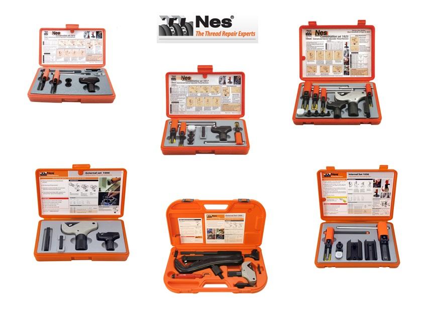 NES Schroefdraad herstelgereedschap | DKMTools - DKM Tools