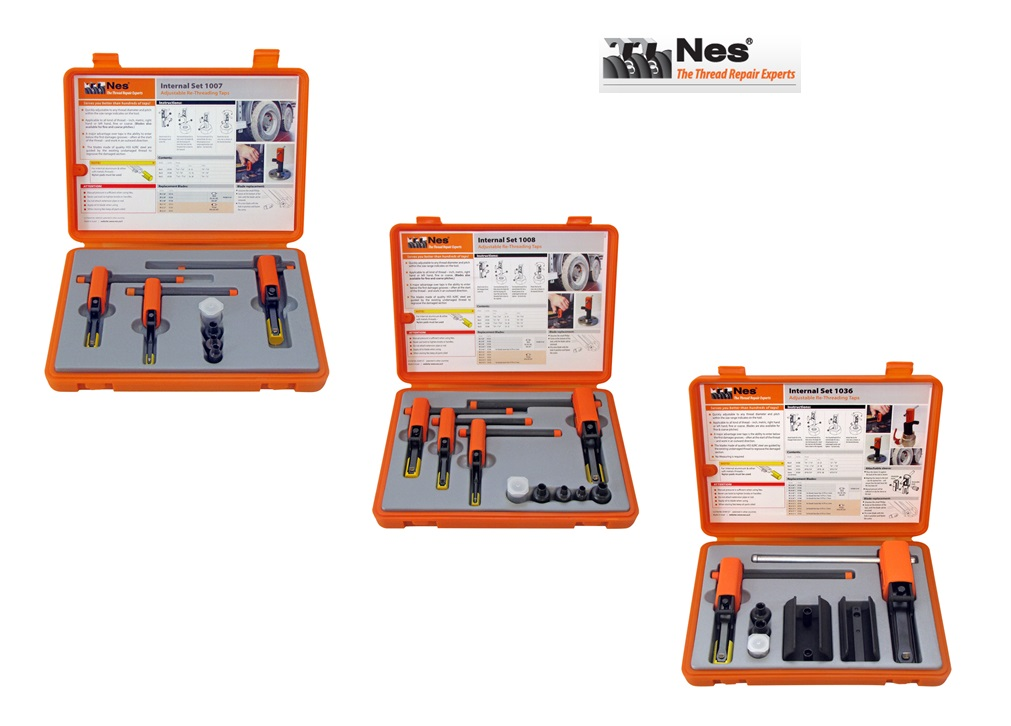 NES Reparatieset Binnen schroefdraad | DKMTools - DKM Tools