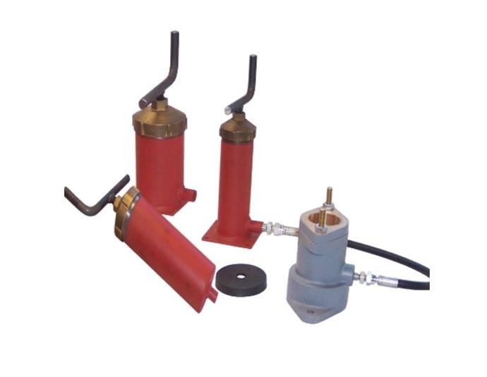 Vetpers 1 liter + voetplaat | DKMTools - DKM Tools