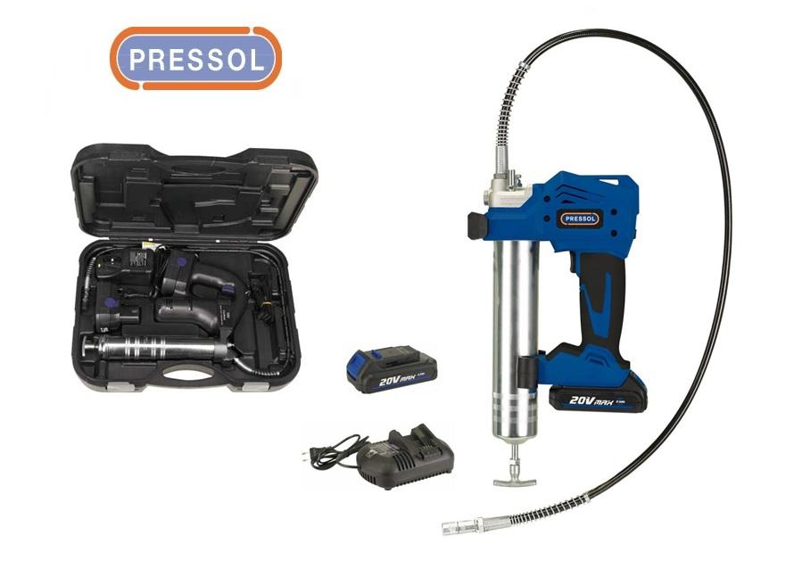 Pressol Accu-vetspuit met ZBH | DKMTools - DKM Tools