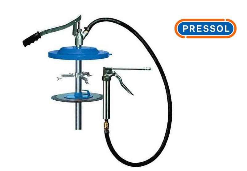 PRESSOL Handbediende smeersystemen | DKMTools - DKM Tools