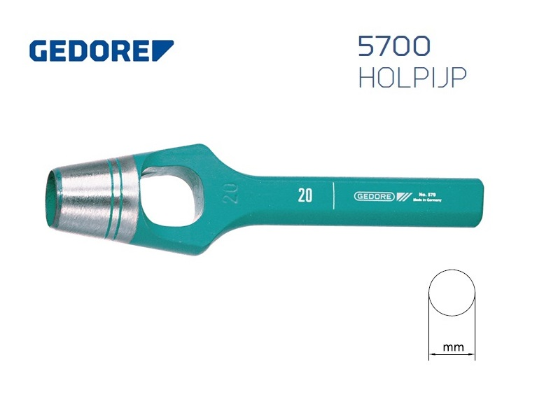 Gedore 5700.Holpijpen | DKMTools - DKM Tools