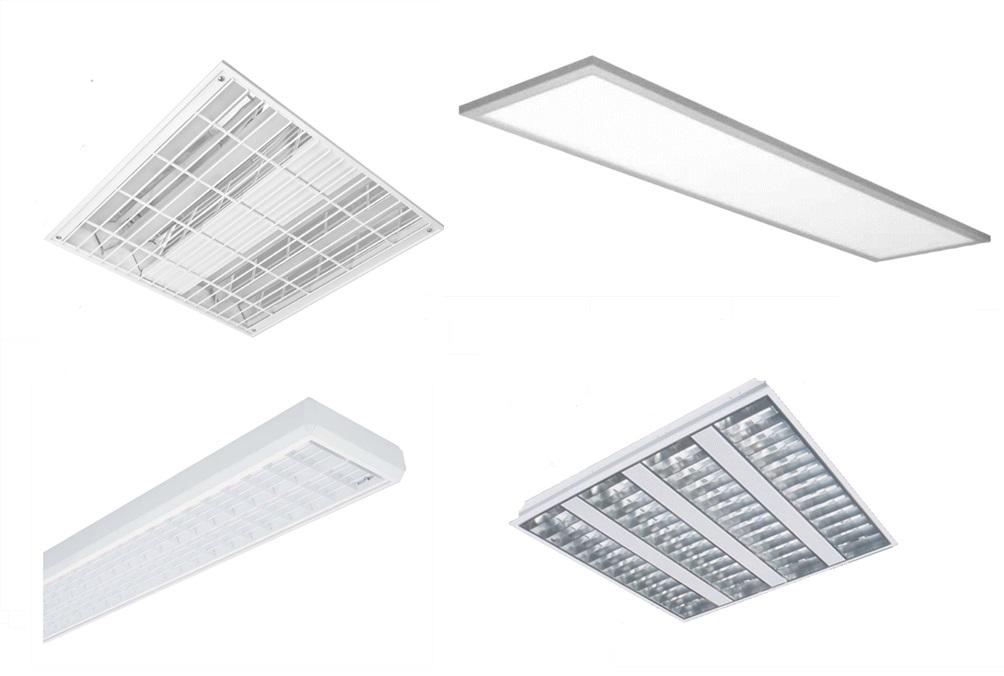 LED inleg en opbouwarmaturen | DKMTools - DKM Tools