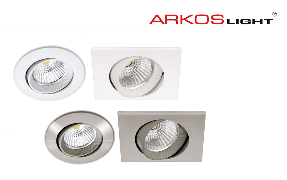 Dot LED kantelbaar | DKMTools - DKM Tools