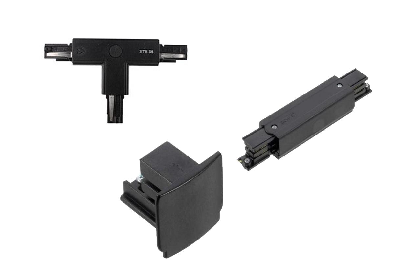 LED toebehoren 3 fase rail onderdelen | DKMTools - DKM Tools